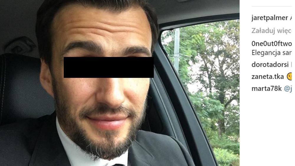 Jarosław B. zatrzymany za przestępstwo seksualne!