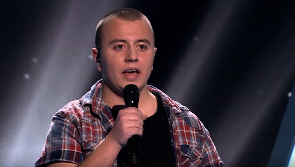 Uczestnik The Voice śpiewa wielki hit Eda Sheerana. Musicie to usłyszeć!