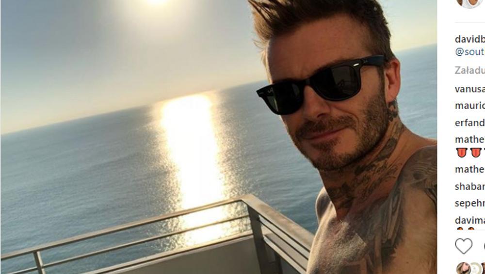 David Beckham STRACIŁ PRAWO JAZDY! Co się stało?