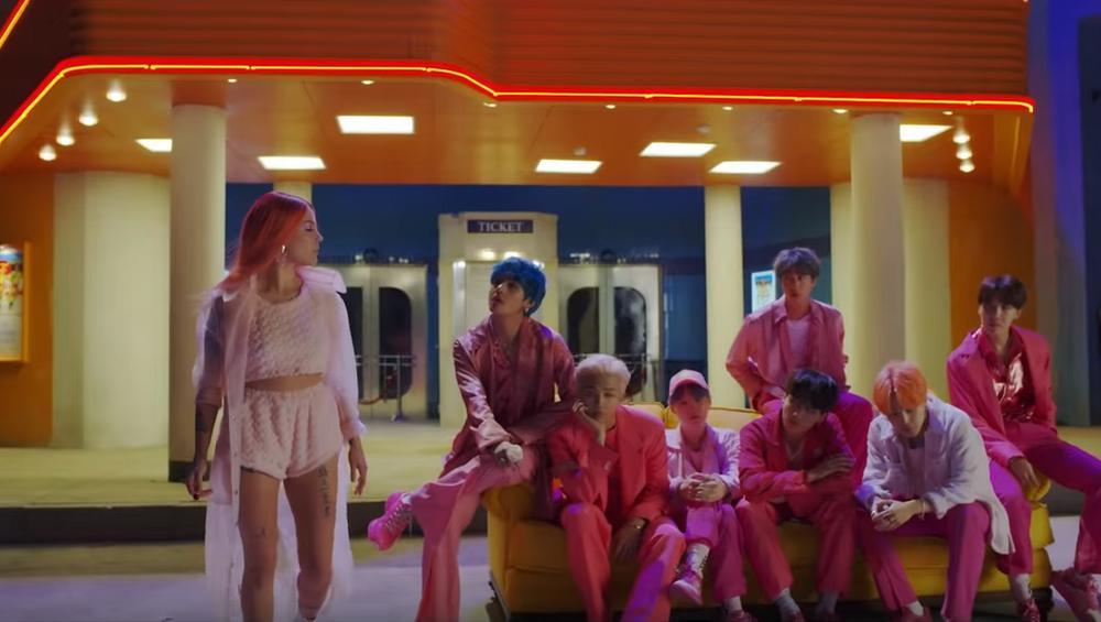 BTS i Halsey: piosenka Boy With Luv już w sieci! ZOBACZ KLIP