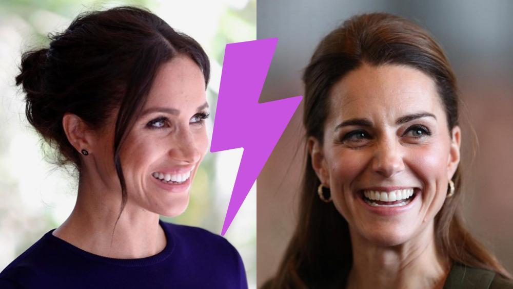 Meghan Markle i Kate Middleton POBIŁY SIĘ?! Musicie zobaczyć to nagranie!