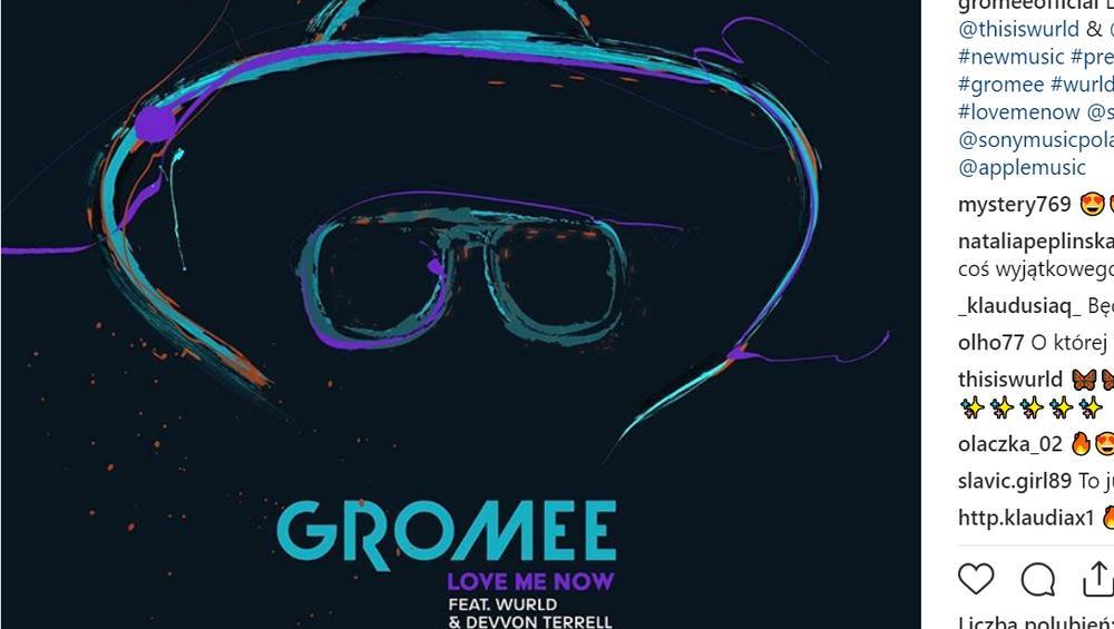 Przebój lata 2019: Gromee z nowym singlem - Love Me Now to hit!