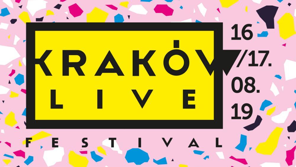 Kraków Live Festival 2019: artyści, line up, rozpiska godzinowa