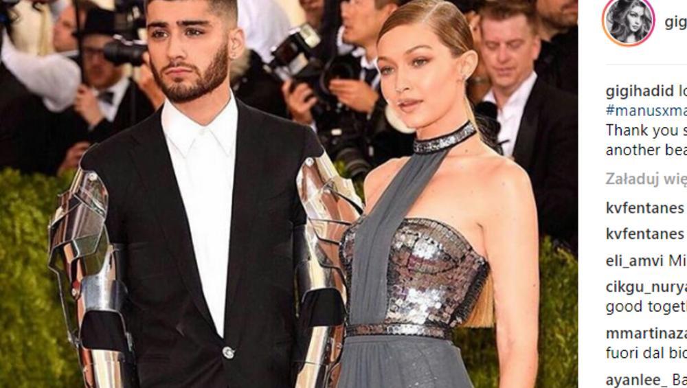 Zayn Malik i Gigi Hadid zerwali i… wrócili do siebie! Nie mogą się zdecydować