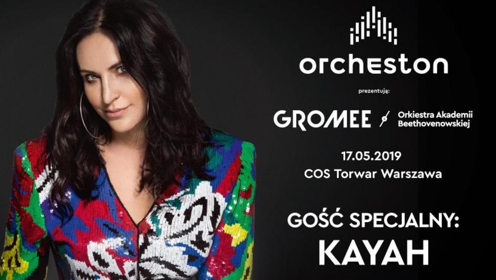 Kayah wystąpi z Gromeem na Orchestonie! Co zaśpiewa?