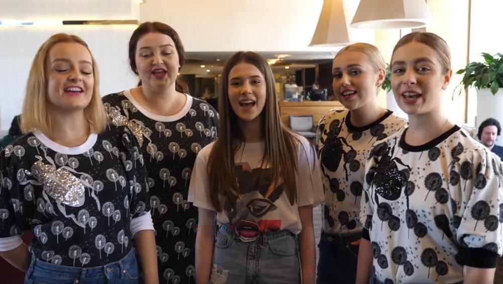 Eurowizja 2019: Roksana Węgiel i Tulia śpiewają Pali się! Jak wyszło?