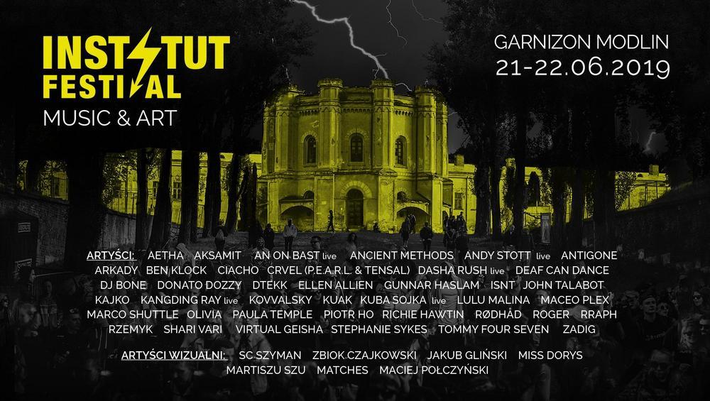 Instytut Festival: relacja wideo z kultowego festiwalu w Modlinie