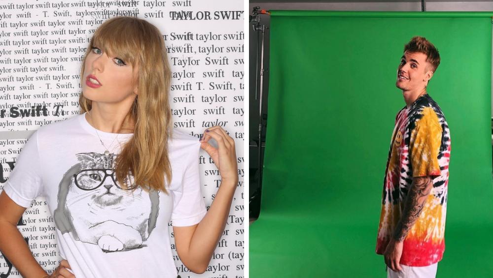 Taylor Swift idzie na wojnę z managerem Justina Biebera. O co chodzi?