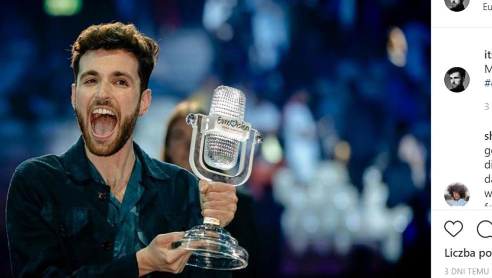 Zwycięzca Eurowizji 2019 NAGO! Duncan Laurence w odważnych scenach