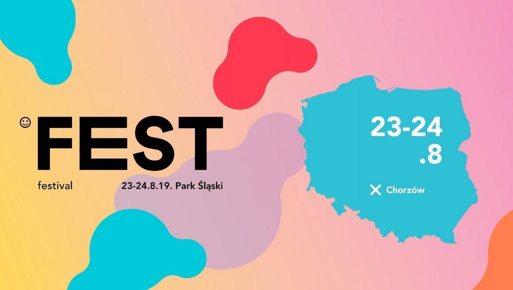 Fest Festival 2019: znamy line up i sceny