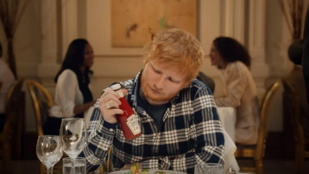 Czy ketchup Eda Sheerana będzie dostępny w Polsce?