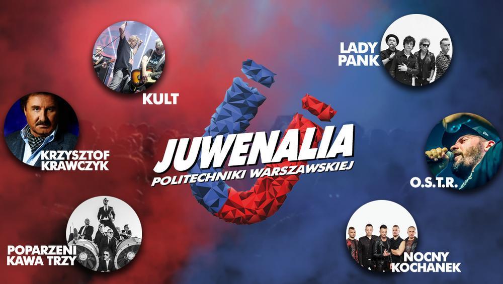 Juwenalia Politechniki Warszawskiej już w ten weekend!