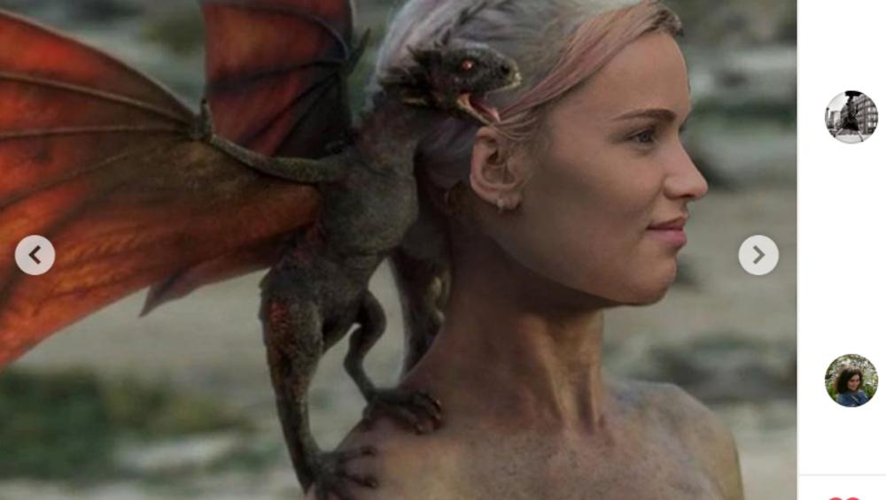 Maffashion jako Daenerys z Gry o Tron to HIT! Najlepsze memy