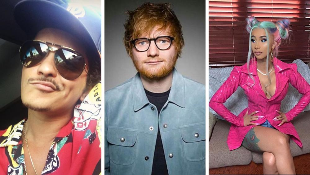 Ed Sheeran: nowa płyta No.6 Collaborations już jest! [PIOSENKI]