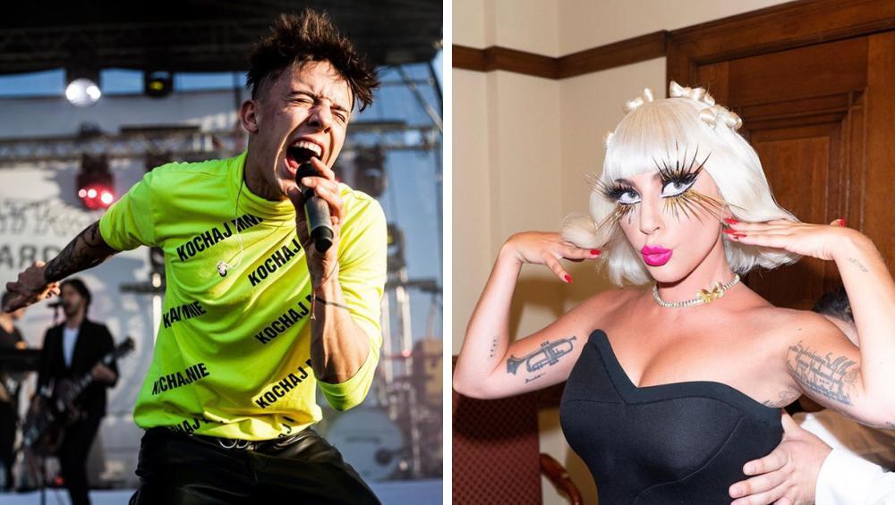 Dawid Kwiatkowski i Lady Gaga W DUECIE. Musicie to zobaczyć