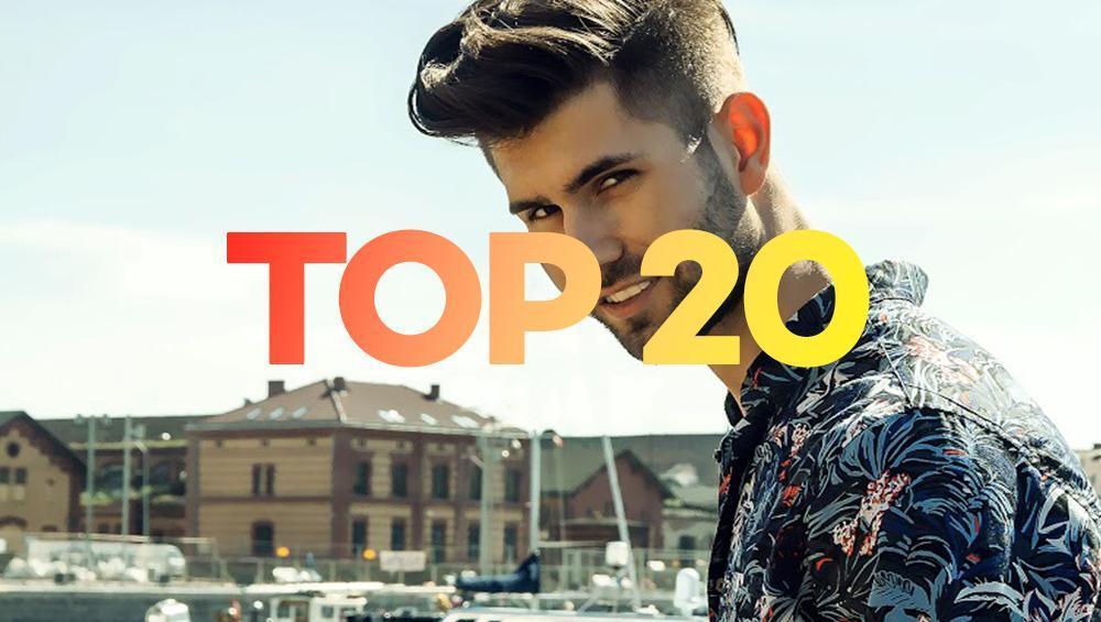 Konrad Mucha przejmuje TOP 20!
