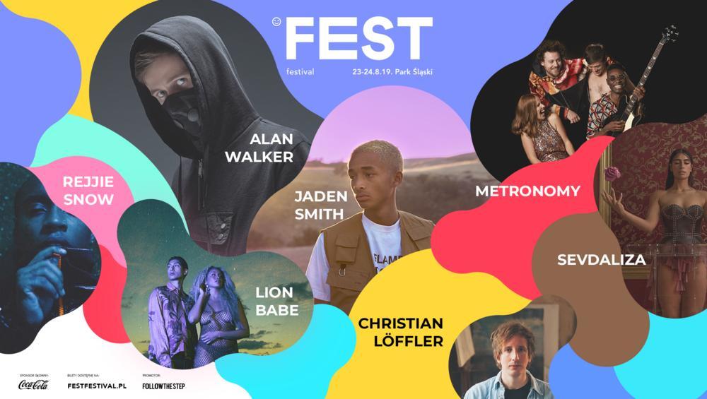 FEST FESTIVAL: Alan Walker, Jaden Smith i Wu-Tang Clan. Wygraj BILETY!