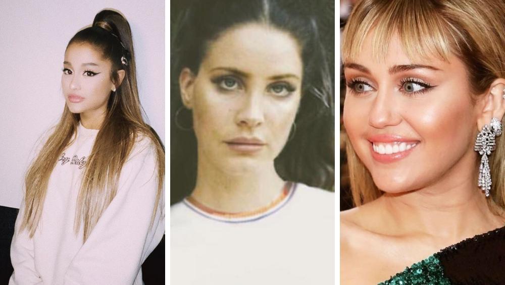 Ariana Grande, Miley Cyrus i Lana Del Rey RAZEM! To będzie hit