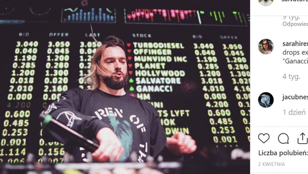 Salvatore Ganacci: kim jest najbardziej szalony DJ świata?