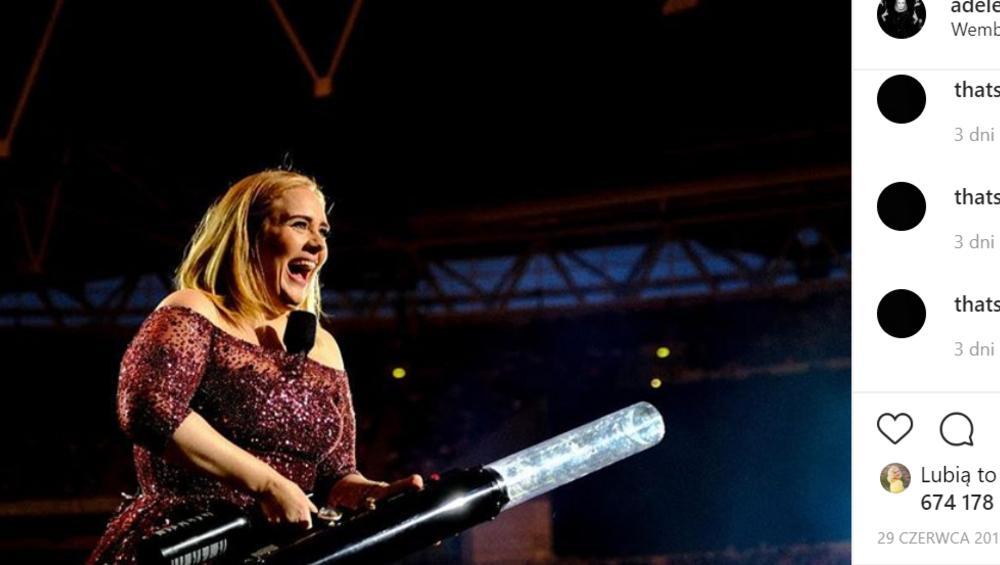 Adele rapuje jak Nicki Minaj! Zobacz wideo