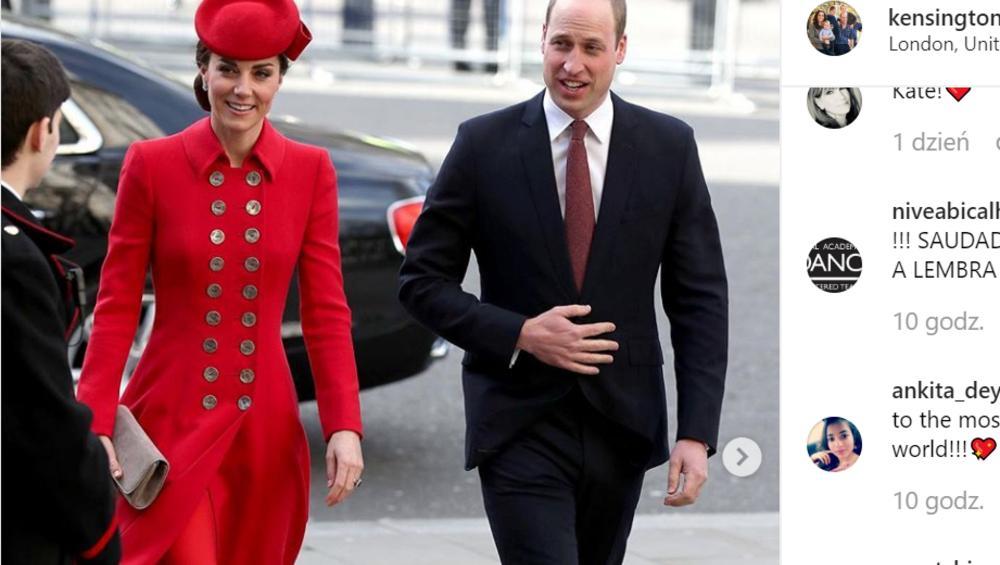 William i Kate o narodzinach Royal Baby. Zabawny komentarz?