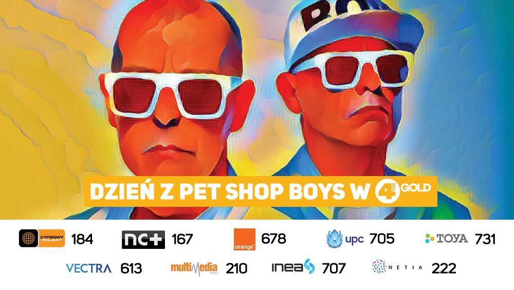 Dzień z Pet Shop Boys w 4FUN Gold