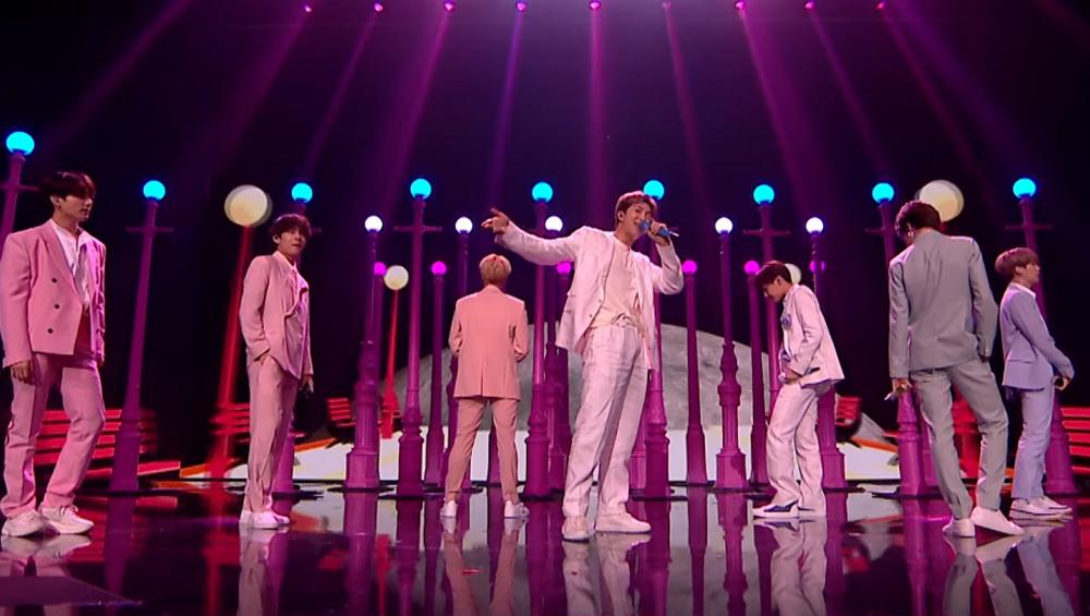 BTS wystąpili w Mam Talent! Jak wypadli?