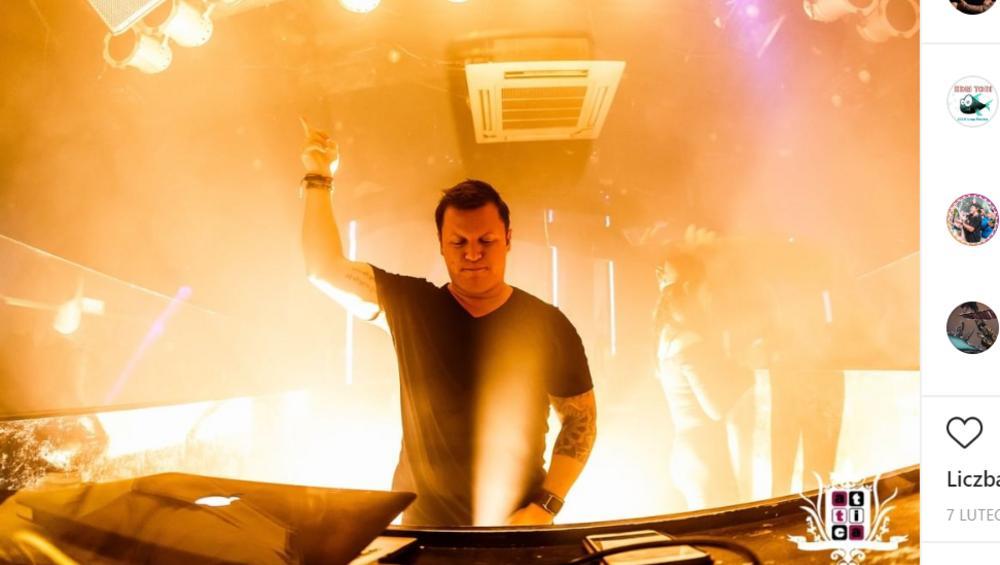 Znany DJ nie żyje. Drastyczna śmierć w hotelu
