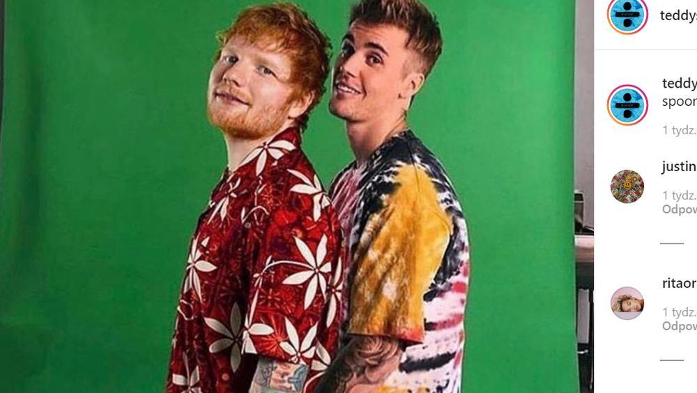 I Don't Care PO POLSKU! Posłuchaj nowej wersji hitu Sheerana i Biebera