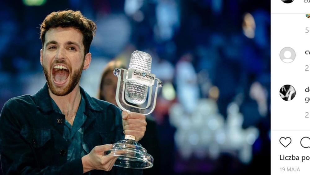 Zwycięzca Eurowizji 2019 da koncert w Polsce! [DATA, MIEJSCE, BILETY]