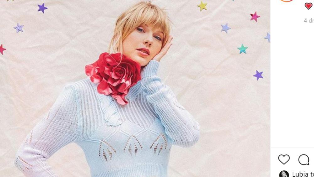 Taylor Swift powiększyła rodzinę! Pokazała zdjęcie