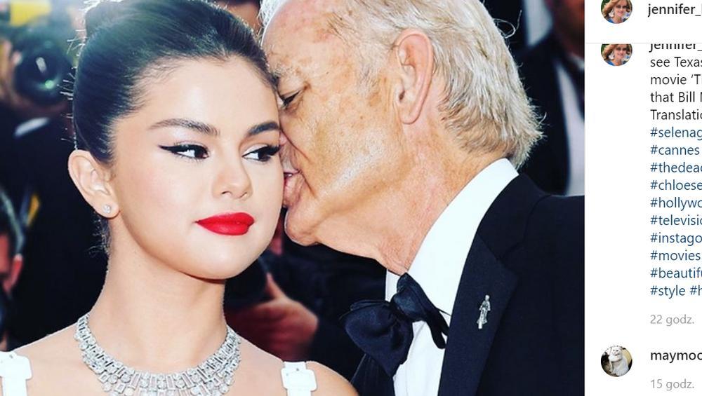Ślub Seleny Gomez i Billa Murraya: czego aktor chciał od Sel tamtego dnia?