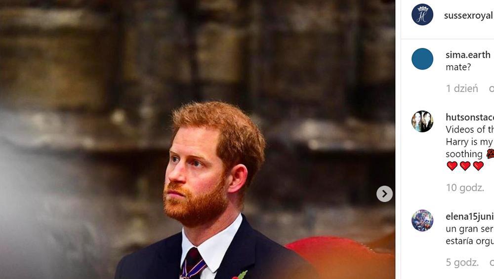Życie księcia Harry'ego mogło być zagrożone. Polacy skazani za terroryzm