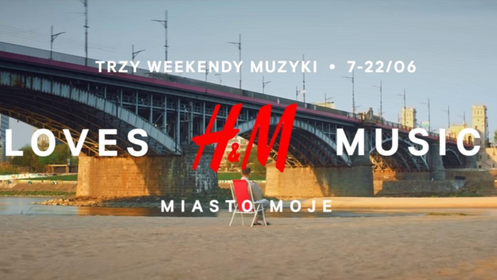 H&M Loves Music 2019 – line up, daty, miejsce [PROGRAM]