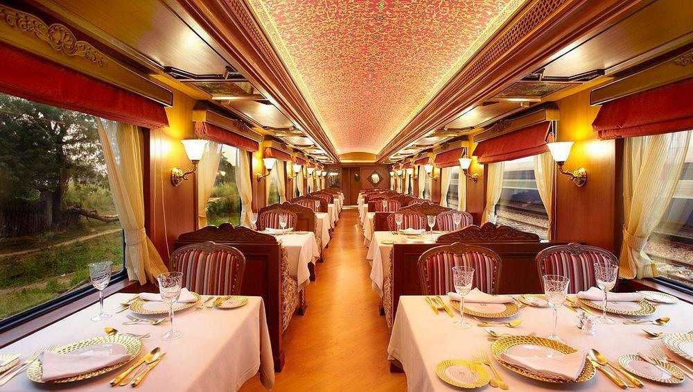 Luksusowy pociąg w Polsce. Przejechalibyście się takim?