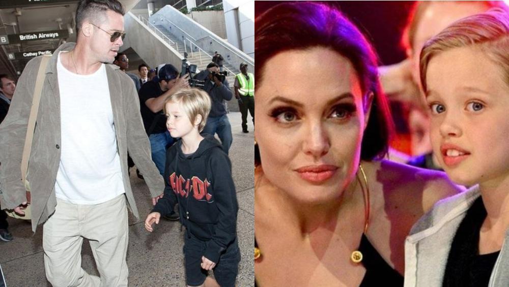 Córka Jolie i Pitta przechodzi korektę płci. Jak zmieniała się Shiloh? [FOTO]