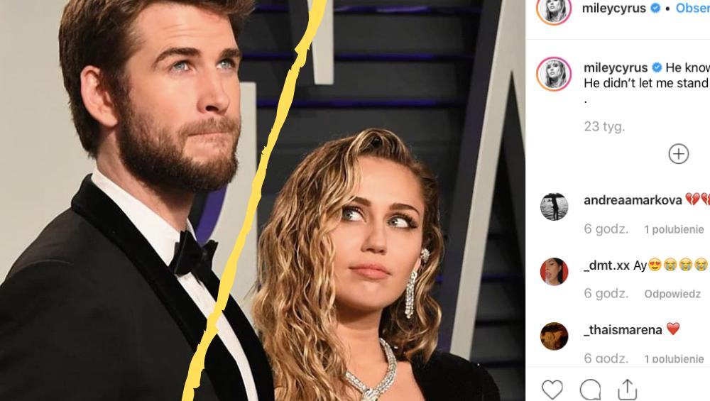 Miley Cyrus i Liam Hemsworth: jest data rozwodu!