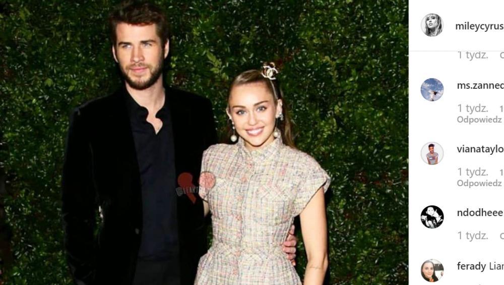 Liam Hemsworth złożył pozew o rozwód. Znalazł już nową dziewczynę?