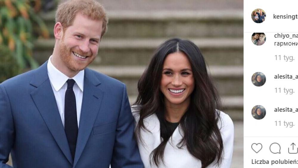 Meghan i Harry zmienili swoje tytuły książęce. Dlaczego?