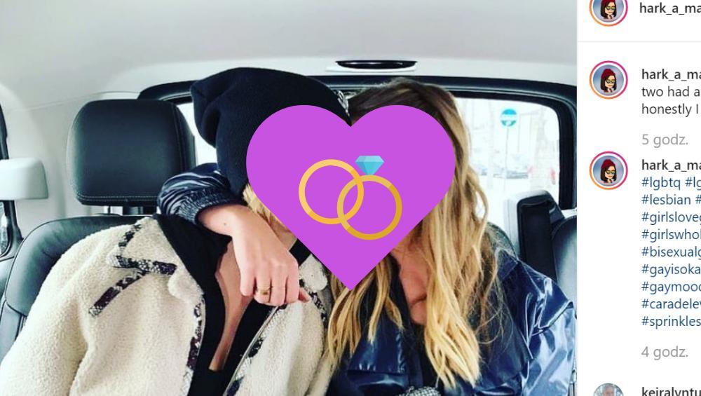 Para młodych aktorek wzięła ślub!