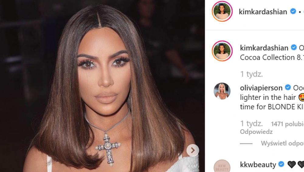 Kim Kardashian ma 6 palców?! Fani wypatrzyli to na zdjęciu