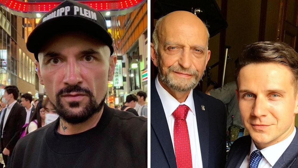POLITYKA: kto kogo gra w nowym filmie Patryka Vegi? [OBSADA, WIDEO]