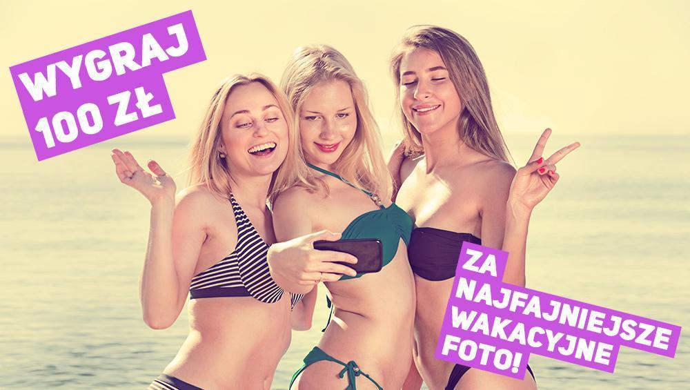 Wyślij wakacyjne zdjęcie i zgarnij 100 zł od 4FUN.TV!