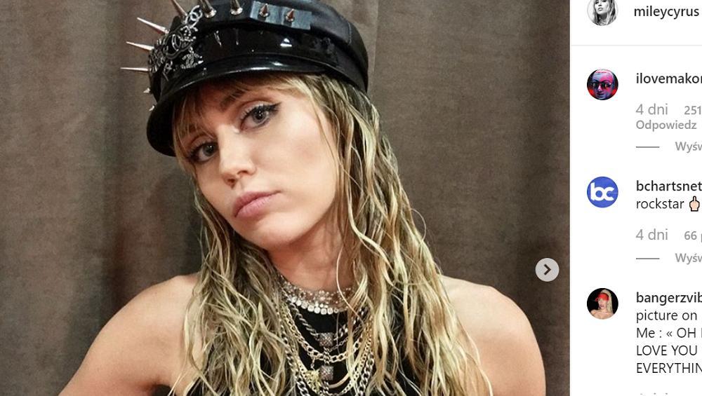 Najlepsze ubrania i dodatki w stylu Miley Cyrus!