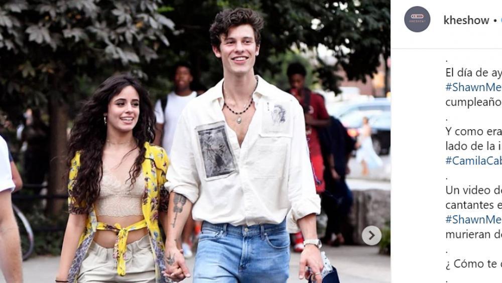 """Shawn Mendes i Camila Cabello udają związek? """"Czuć fałsz"""""""
