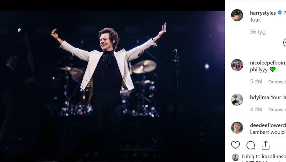 Harry Styles nową gwiazdą Disneya? Sprawdźcie co już wiemy
