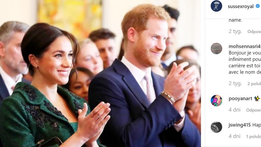 Książę Harry ma nietypową obsesję! To przez Meghan
