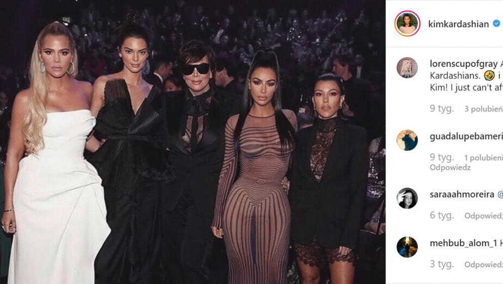 Polka wystąpi w show Kardashianów?!