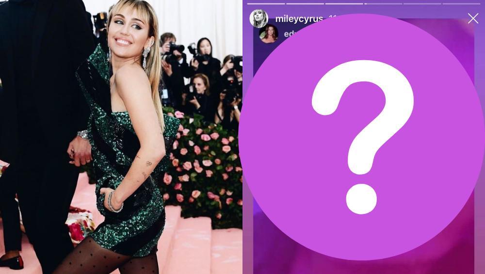Miley Cyrus promuje polską wokalistkę! Nie zgadniecie kogo