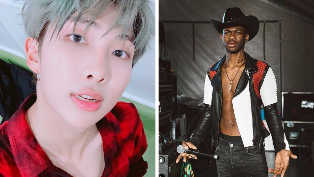 K-pop: Remix OLD TOWN ROAD hitem lata?